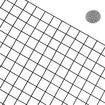 Amazon Com Fencer Wire 16 Gauge Black Vinyl Coated