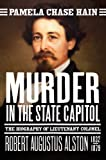 Murder in the State Capitol, Pamela Chase Hain, 0881464309
