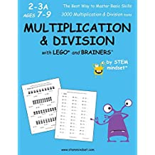 Multiplication & Division with LEGO and Brainers Grades 2-3A Ages 7-9