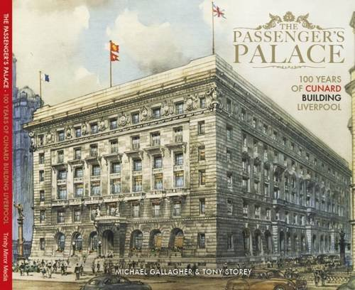 The Passenger's Palace -100 Years of the Cunard Building - Cunard Building