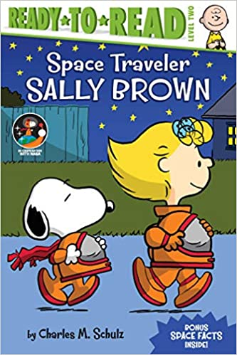 Amazon.com: Space Traveler Sally Brown (Peanuts) (9781534479722): Hastings,  Ximena, Schulz, Charles M., Jeralds, Scott: Books