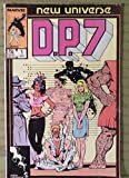1986 MARVEL NEW UNIVERSE DP7 Vol1 No1 Published by Marvel Comics Group
