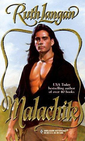 Malachite by Ruth Langan (1998-03-01)
