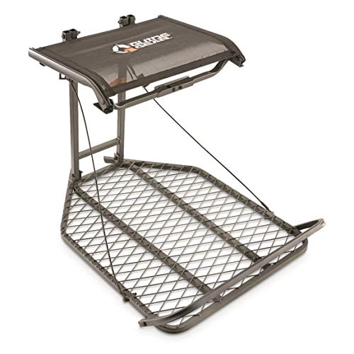 - Guide Gear Ultra Comfort Flip-Up Hang-On Tree Stand