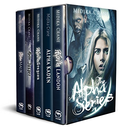 Alpha Series Boxed Set: Books 1-5