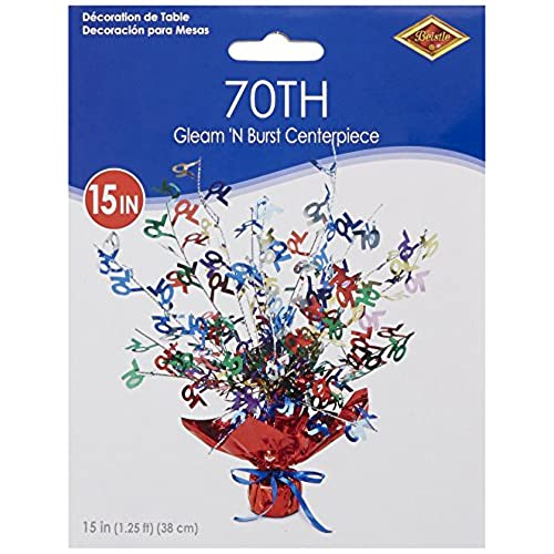 70th Birthday Party Decorations Amazon