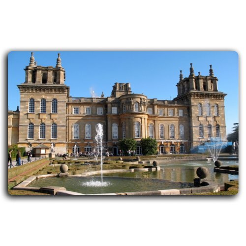 Reino Unido Palacio de Blenheim ciudades muebles & decoración imán ...