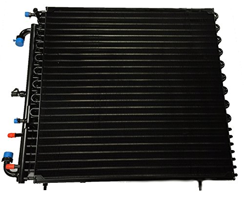 American refrigeración soluciones 20843condensador combustible enfriador de aceite para john deere 8000Series Tractor