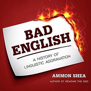 Bad English Audiobook