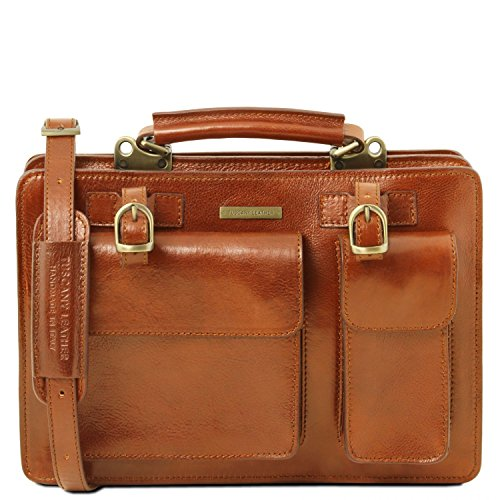 Grand en à main Leather Miel modèle cuir Tuscany Sac TL141269 Tania 4 Rouge xwpqUXy0B