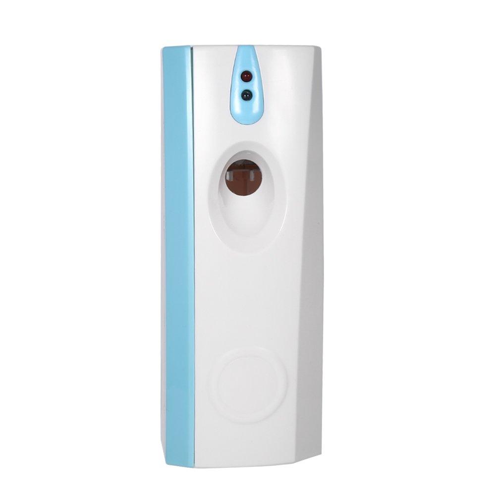 Air Freshener Dispenser Automatic Spray Kit LED Perfume Aerosol Dispenser Wall Mounted for Home Hotel offices