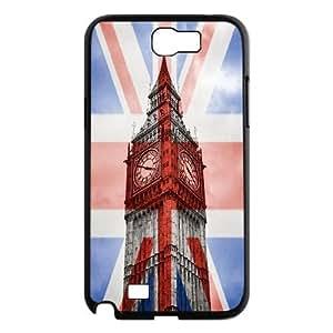 big ben on Tumblr Design Pattern Hard Skin Back Case Cover Potector For For Samsung Galaxy Note 2 Case FKGZ480971