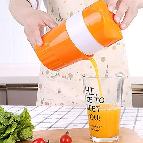 keng Easy Juice Hand Entsafter Hand Entsafter Zitronenpresse Orangenpresse Funny Juicers Kitchen Manual Juicers Fruchtpresse Rotierende Hand mit