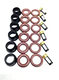 fuel injector filter - UREMCO 5-6 Fuel Injector Seal Kit, 1 Pack