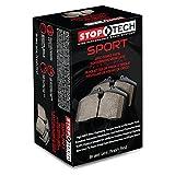 StopTech 309.14650 Brake Pad