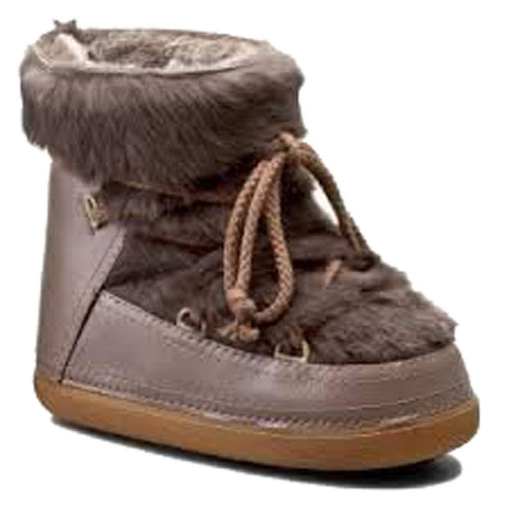 Inuikii Damen Stiefel Stiefel Stiefel & Stiefeletten Braun Taupe 0c6a30