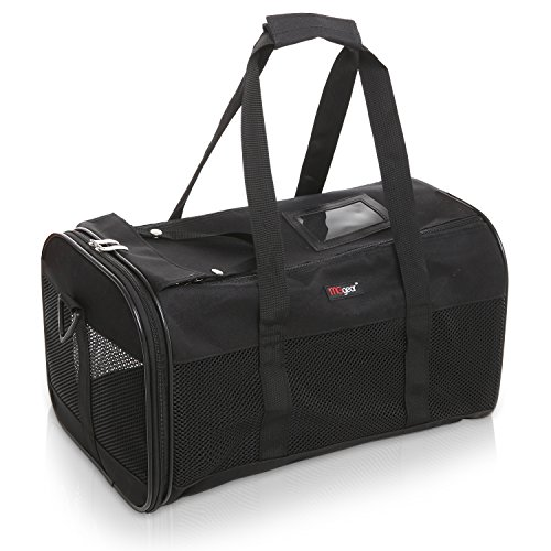 MGgear Black Traveling Carrier Shoulder