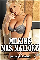 Milking Mrs. Mallory