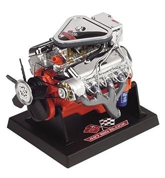 Chevy Big Block L89 Tri-Power Engine 1/6: Amazon es