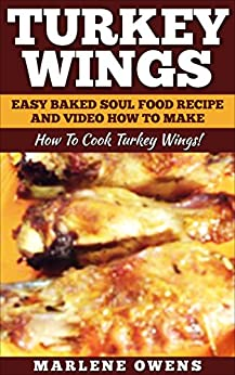 how to cook turkey wings