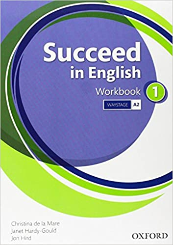Succeed In English 1: Workbook - 9780194844031: Amazon.es ...