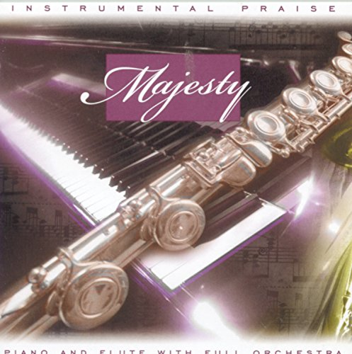 Religious Cd - Instrumental Praise Series: Majesty