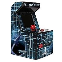 Mi Arcade Retro Arcade Machine Handheld Gaming System con 200 videojuegos incorporados