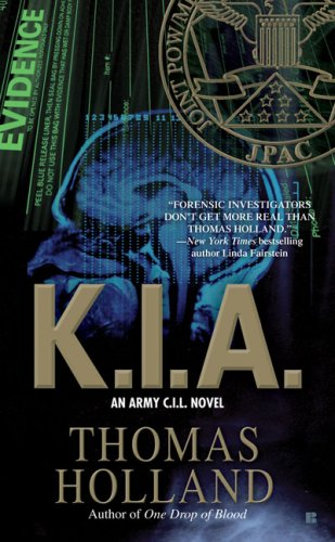 Download K.I.A. (Army C.I.L. Novels) PDF