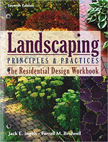 Residential Design Workbook For Ingels Landscaping Principles And