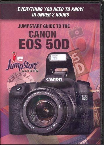 (Canon EOS 50D JumpStart Guides (A Tutorial)