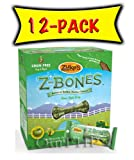 Zuke's Z-Bones Clean Apple Crisp Large – 12 PACK, My Pet Supplies