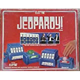Electric Jeopardy Game Based on the TV Game Show