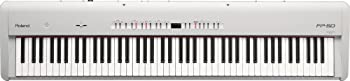 Roland FP-50 88 Keys SuperNATURAL Digital Portable Piano