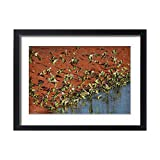 home drinking water treatment plant Framed 24x18 Print of Budgerigars - Drinking - Papunya Aboriginal Community (14707962)
