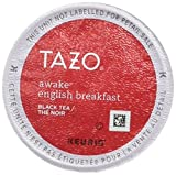 tazo awake black tea k cups - Tazo Awake English Breakfast Black Tea K-Cup (60 single-serve K-Cup Pods)