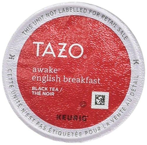 Tazo Awake English Breakfast Black Tea K-Cup (60 single-serve K-Cup Pods) (Ice Pod Black)