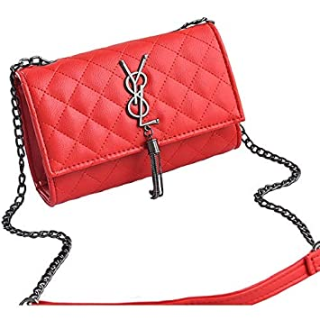 abe4fb158a6 2019 Baby Small Chain Quilted Shoulder Bag Mini Cross Body Ladies Handbag  Clutch Classic Evening Bag