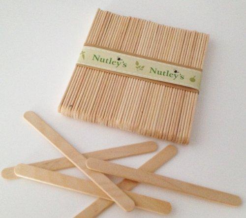 200 Nutley's Wooden Seedling Labels