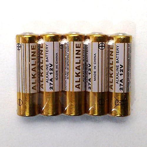 12V Batterie für Garagentorsender Handsender Garagentorantrieb V23GA 8LR932 A23