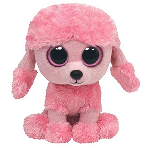 f7ba5dd63c8 Image Unavailable. Image not available for. Color  Ty Beanie Boo Princess  the Pink Poodle ...