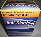 Generic, Compare to the Active Ingredient in Imodium A-D, Anti-diarrheal Relief 25 Packets x 1's