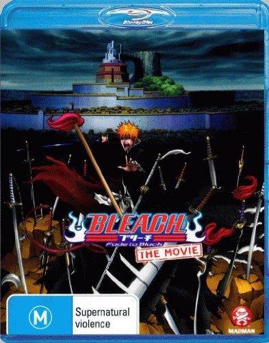 Bleach - The Movie 3 - Fade to Black Blu-ray