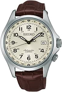 how to use compass on seiko alpinist