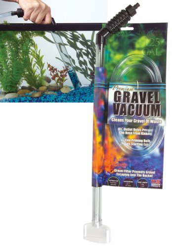 Koller Products TOM Aquarium Gravel Vacuum 24-Inches Length by Koller Products