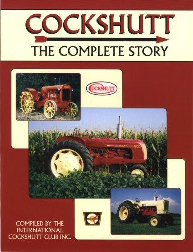Tractor Cockshutt - Cockshutt: The Complete Story