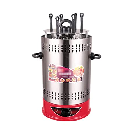 NO BRAND Parrilla Giratoria Vertical, Máquina de Kebab de ...
