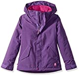 Burton Youth Girls Elodie Jacket, Petunia, X-Small