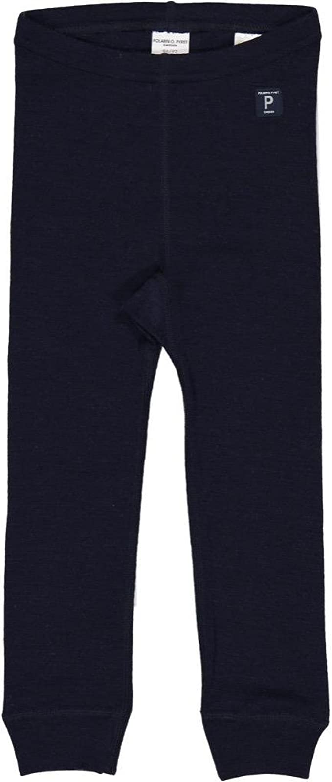 Newborn Pyret Merino Wool Long Johns Polarn O