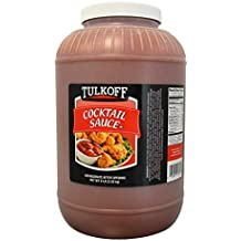 Tulkoff Cocktail Sauce, 128 Ounce -- 4 per case.