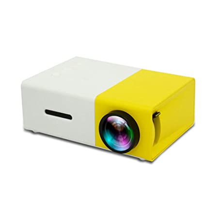 ZXGHS Proyector Mini, Proyector De LED Proyector Casero ...